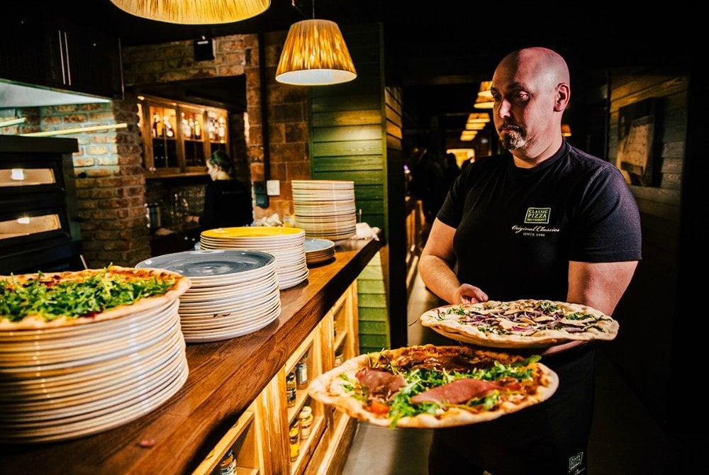 Classic Pizza Restaurant im Levi Hotel Spa