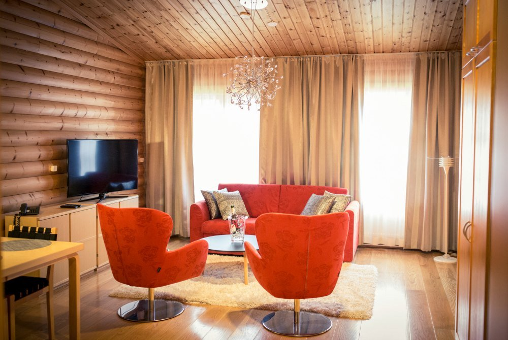 Levi Hotel Spa renovierte Kumpu Suite