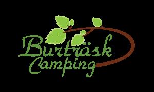 Logo Burträsk Camping