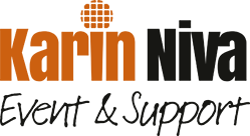Logo Karin Niva Event & Support