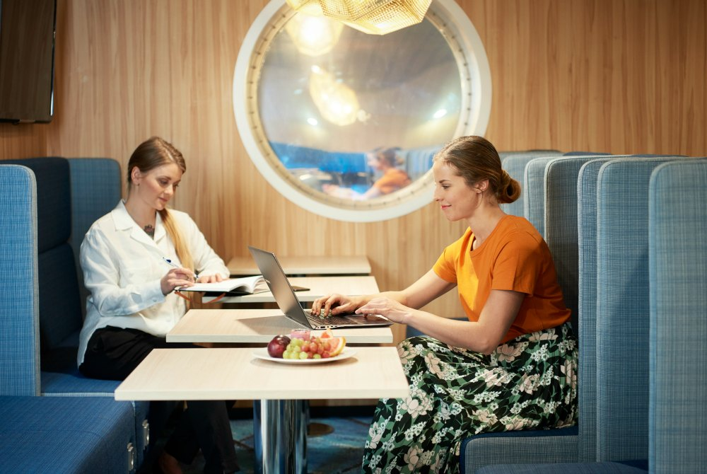 Eckerö Line-MS Finlandia-Business Lounge