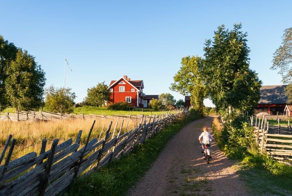 Finnlines Sommer Finnland