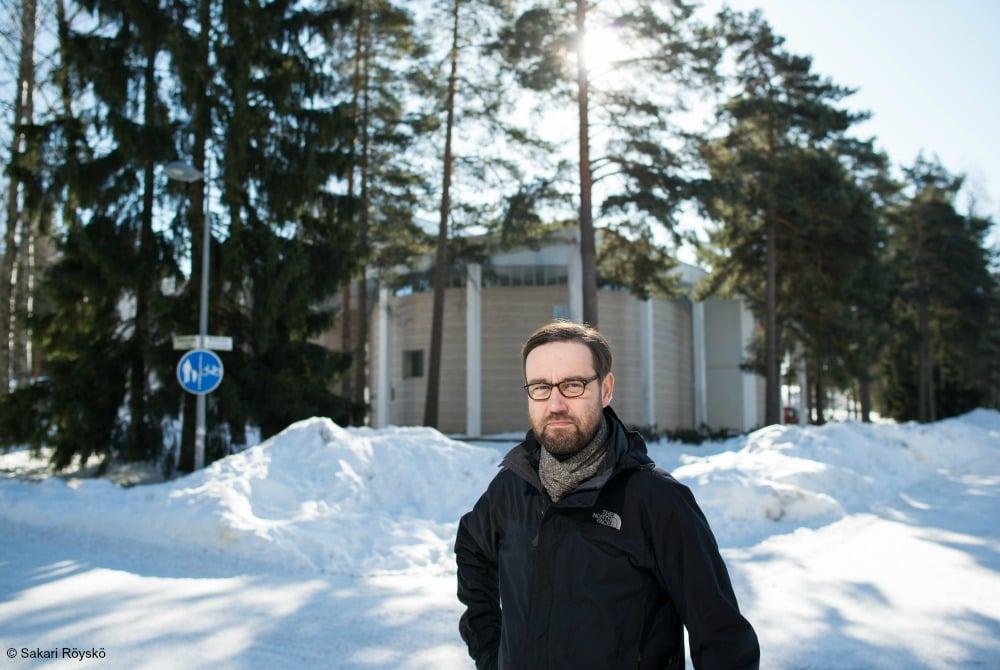 Suburb Safari: Guided Tours in Helsinki.