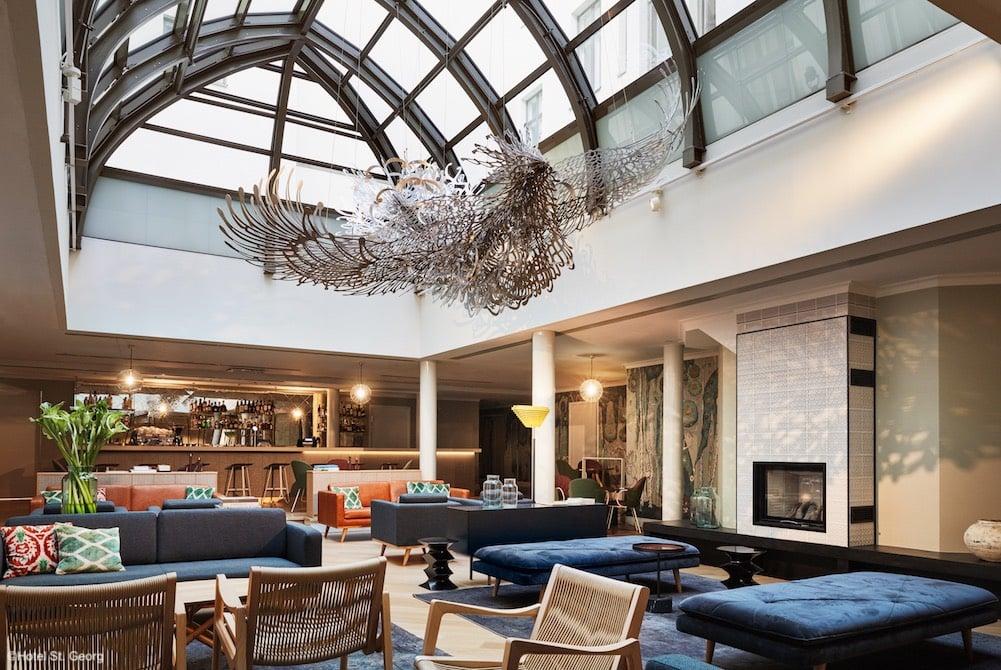 Wintergarten Hotel St. George