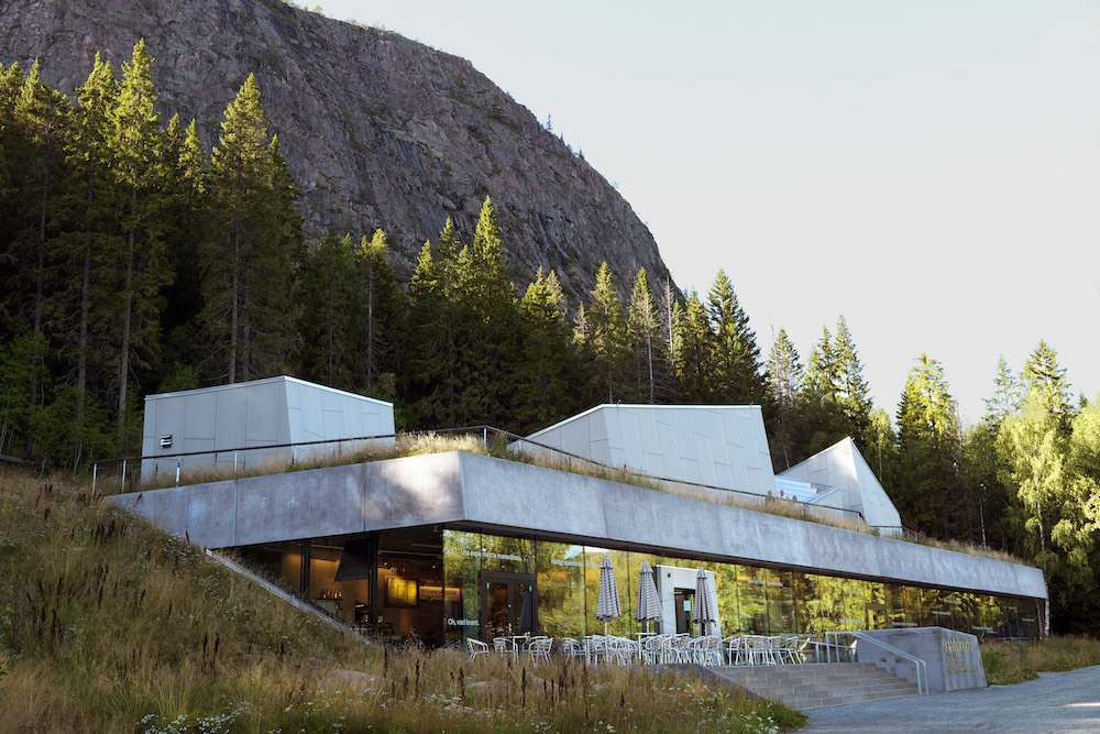 Visitor Centre - Naturum Höga Kusten