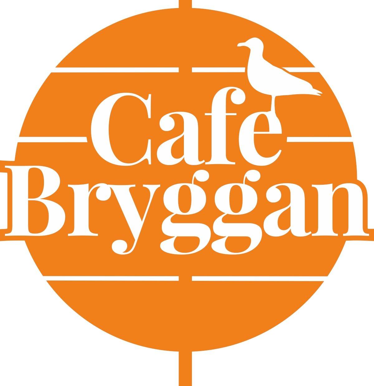 Kokkola - Cafe Bryggan - Logo