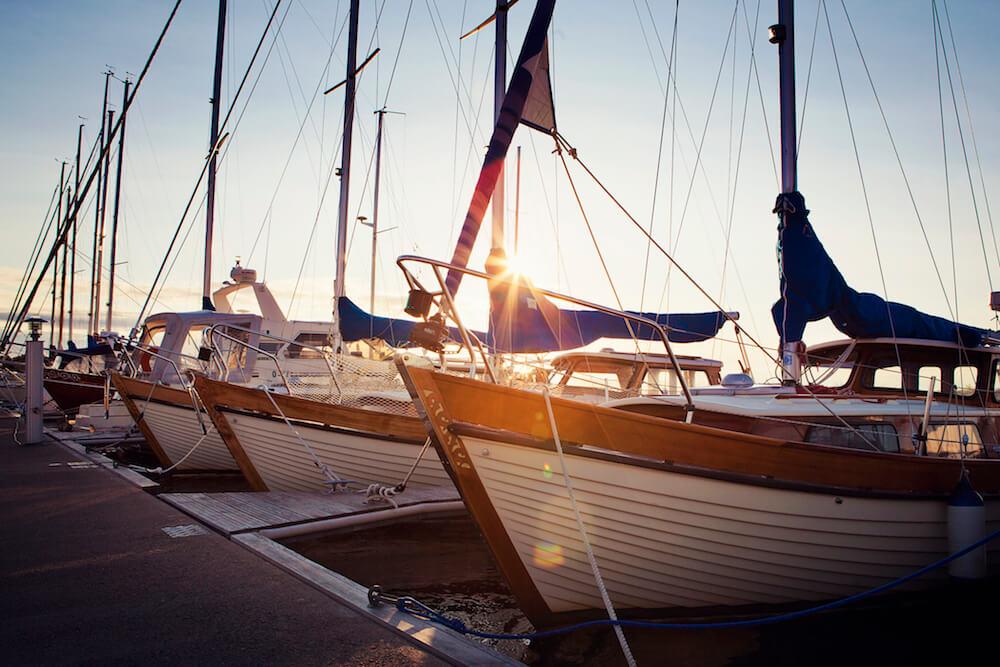 Kokkola - Charmante Küstenstadt - Boote
