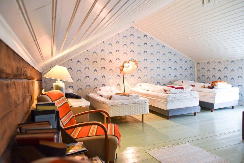 Hotel Krepelin - The Cowshed - Bedroom