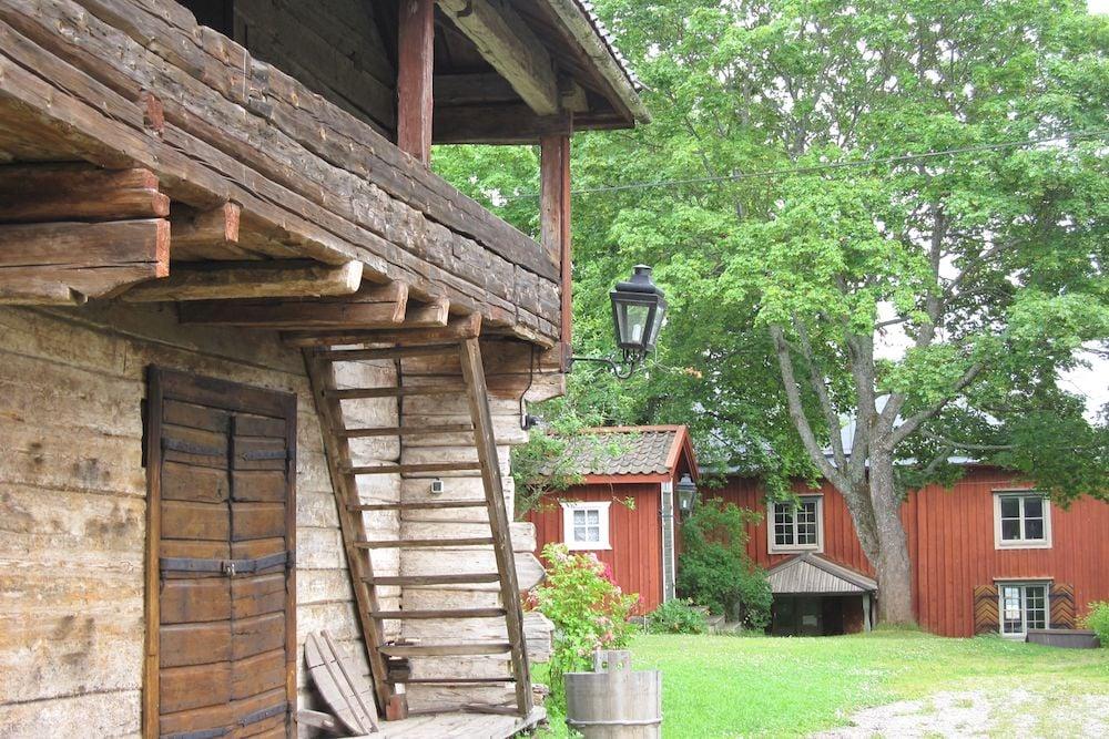 Kristinestad - Destination - Holzhaus
