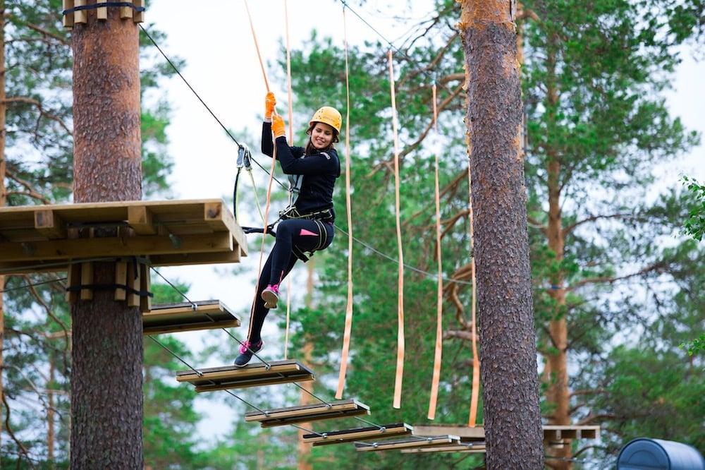 Seinäjoki - Ähtäri Zoo - Flowpark