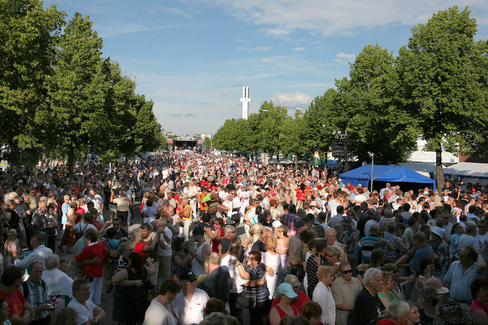 Seinäjoki - Destination - Tango Festival