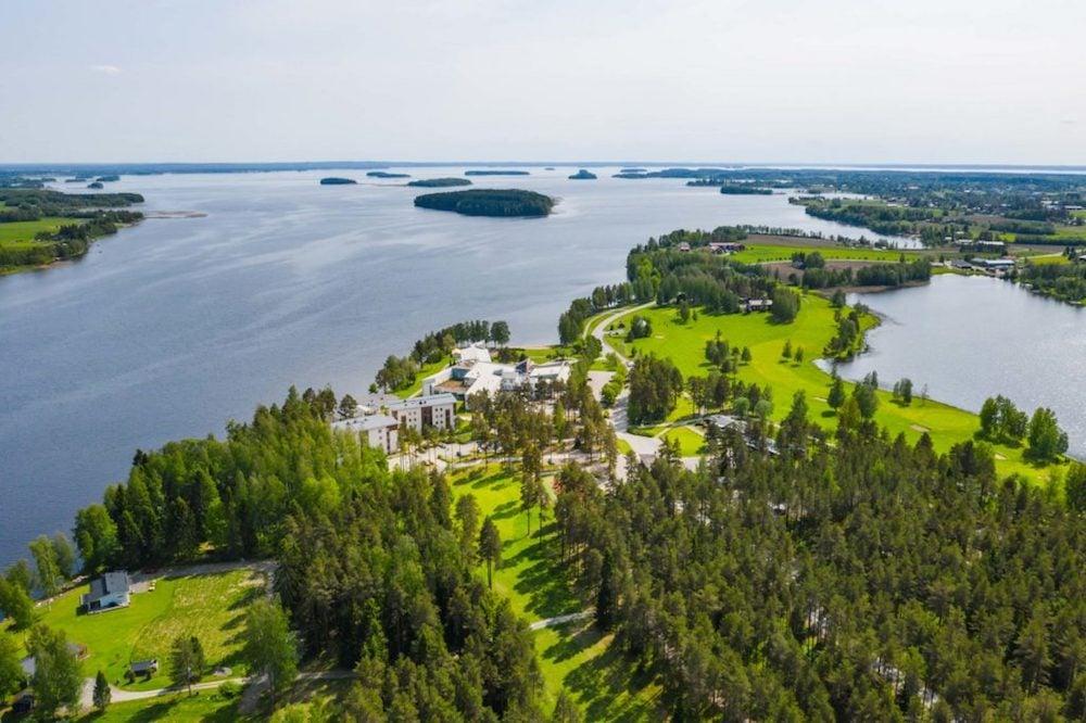 Seinäjoki - Hotel Kivitippu