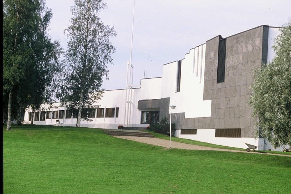 Seinäjoki - Juwelen der Architektur Aaltos - Alajärvi