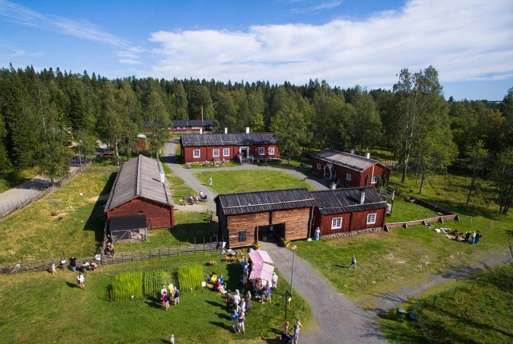 Umeå - Västerbottens Museum - Foto Anton Hjalmarsson - Visit Umeå Content Bank