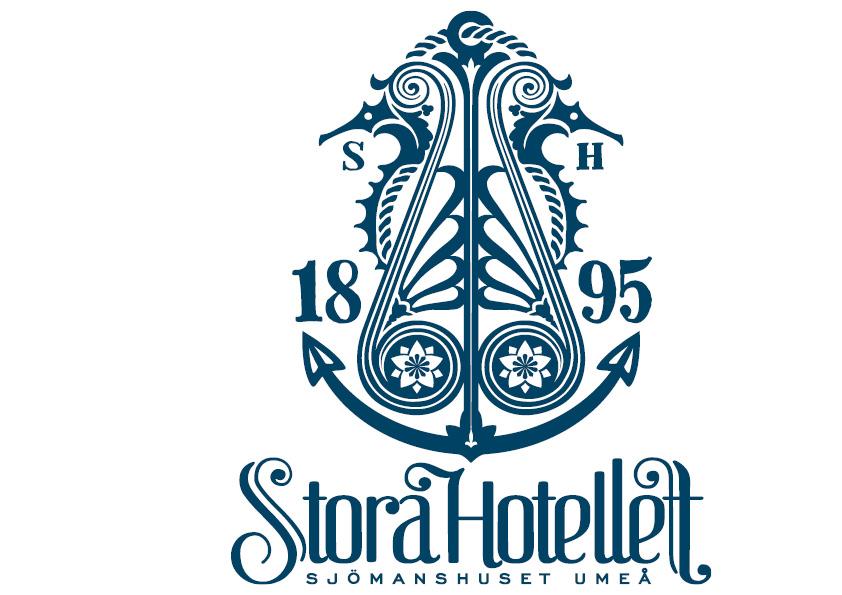 Umeå - Stora Hotellet - Logo