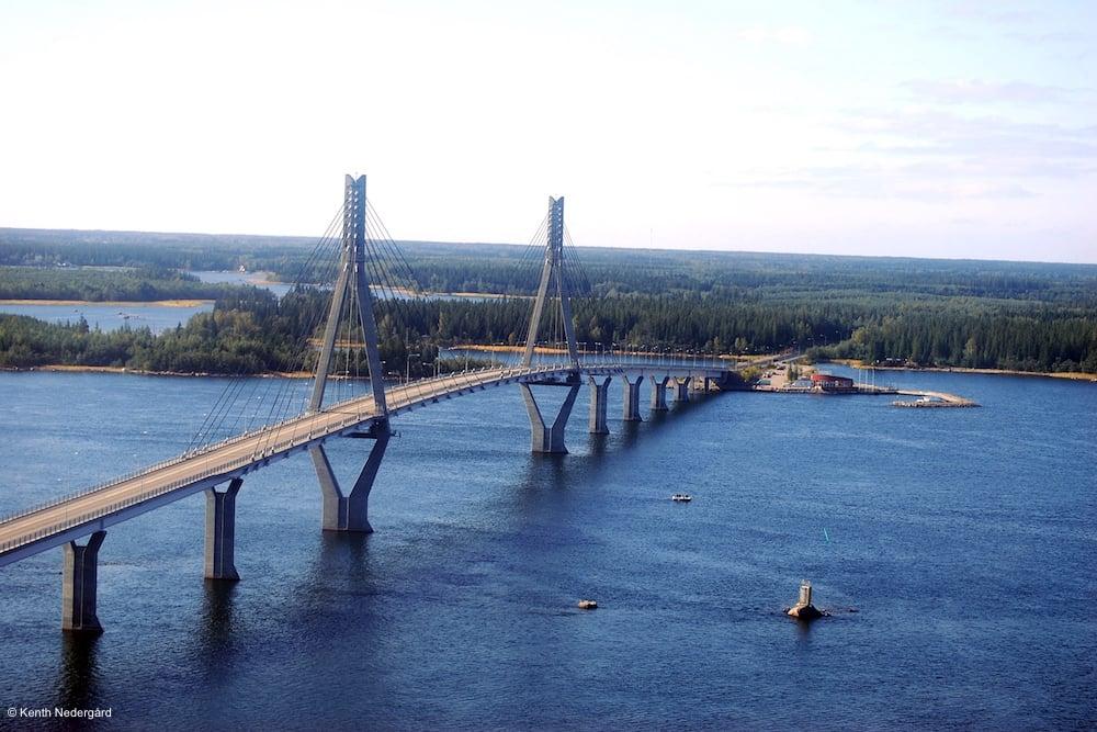 Vaasa - Destination - Brücke