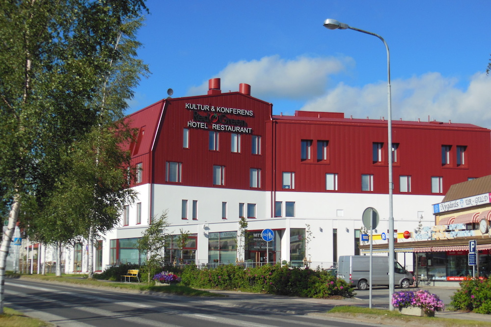 Vaasa - Hotel Red & Green