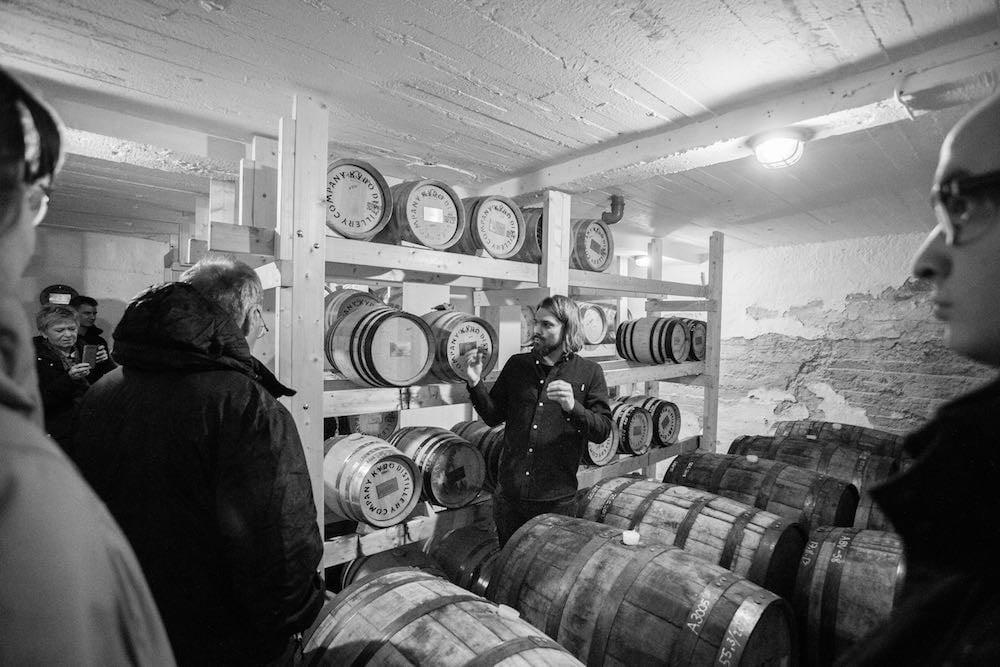 Vaasa - Kyrö Distillery - Keller