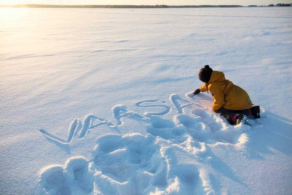Vaasa - Winter