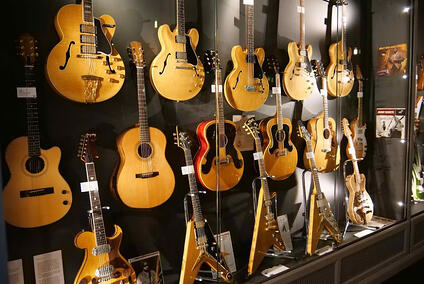Guitars-The Museum