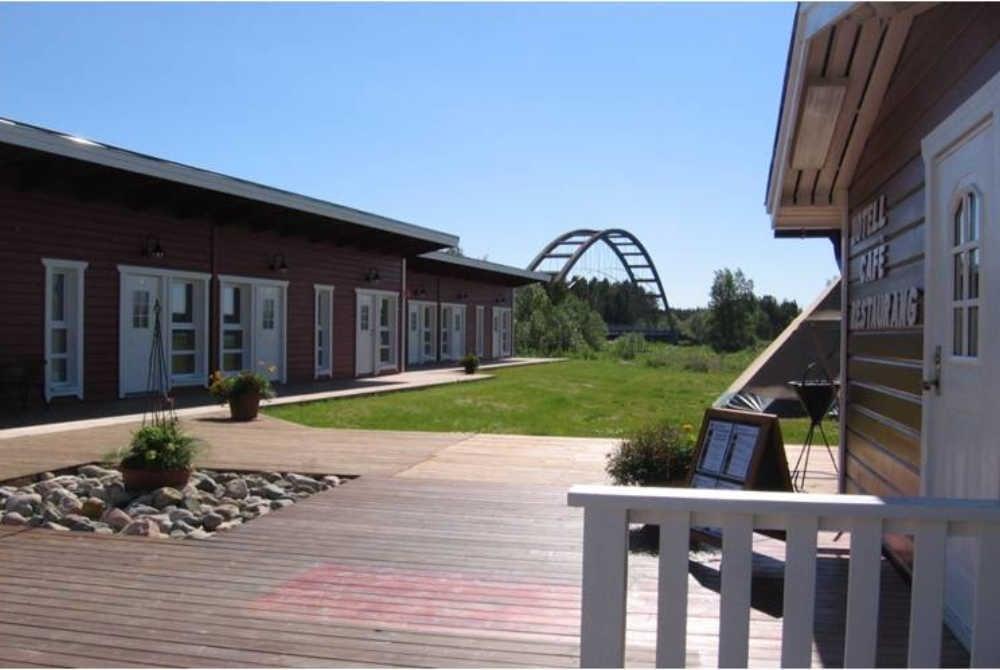 Lappeasuando Lodge-Hotel-Sommer