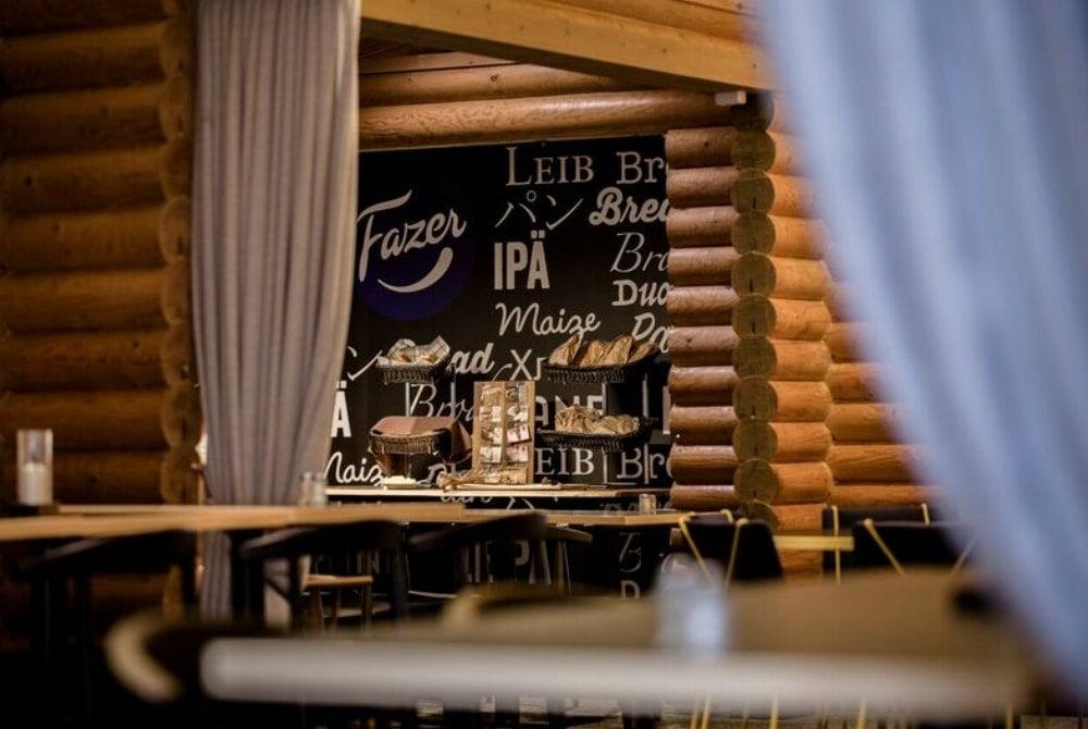 Restaurant Ahku im Levi Hotel Spa