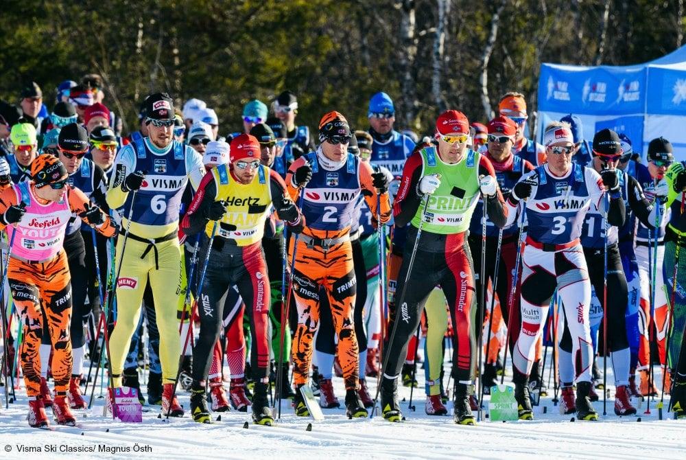 Visma Ski Classics in Levi
