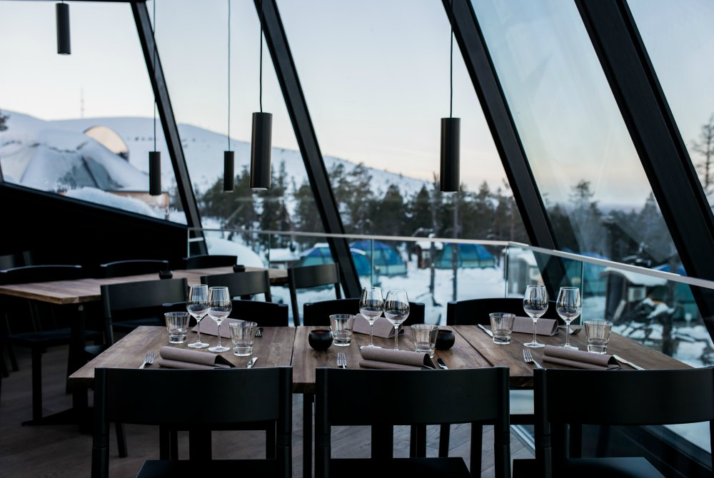 Restaurant Aurora Sky