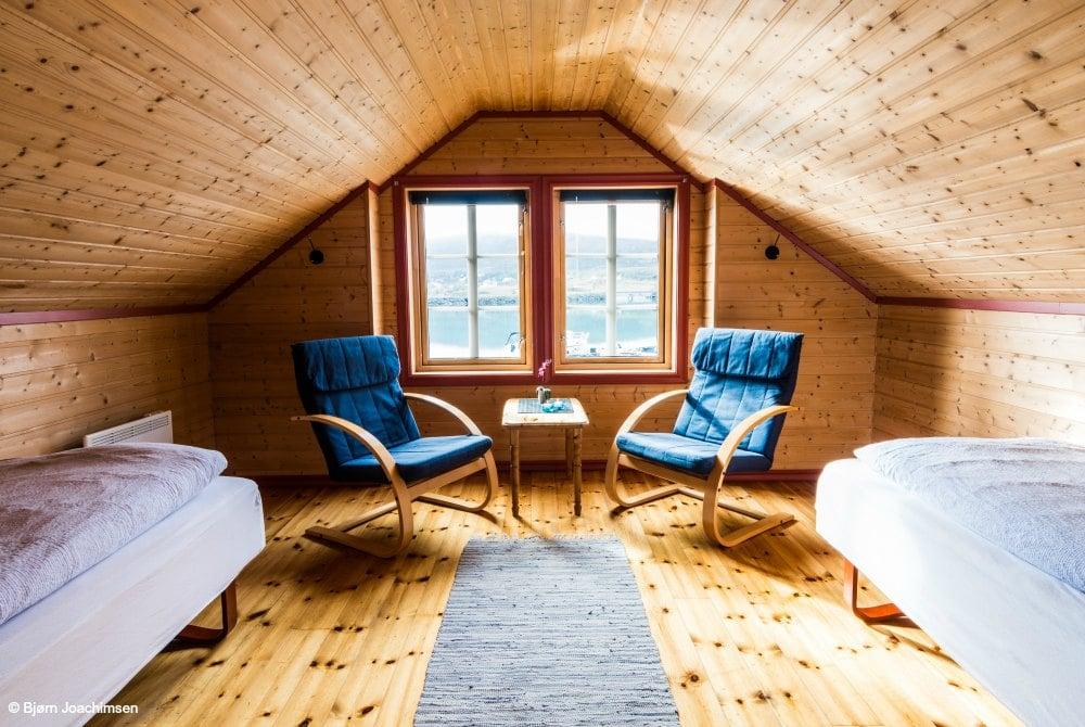 Lyngenfjord-Zimmer XLyngen: Copyright Bjørn Joachimsen