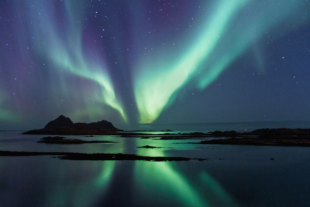 The kingdom of the northern lights-copyright-Lunde-Ingvaldsen-Media-Nordnorge