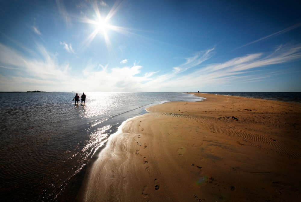 Sandstrand von Kalajoki