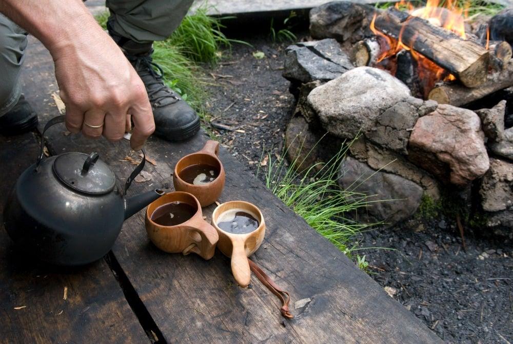 Iso Syote Campfire