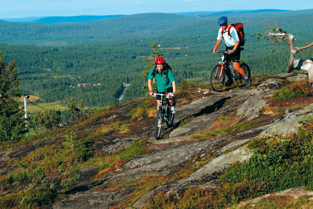 Iso-Syöte - Mountainbike
