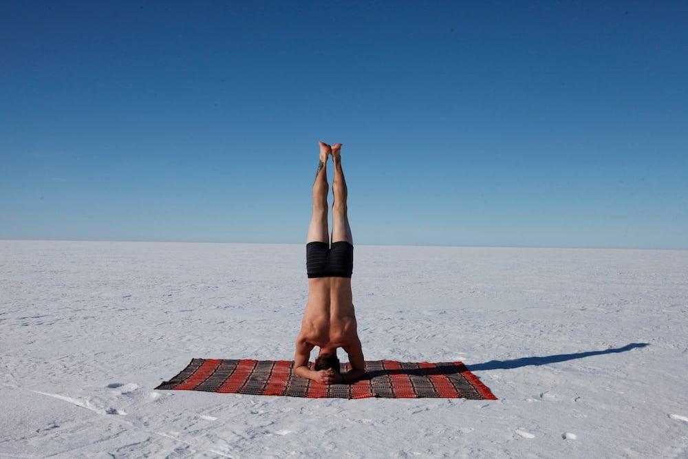 Kalajoki - Santas Resort - Snow Yoga extrem
