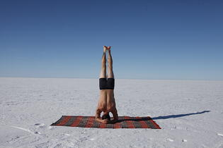 Kalajoki - Santas Resort - Snow Yoga extrem