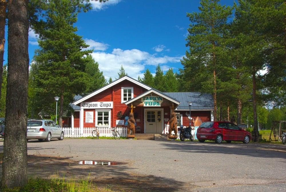 Kalajoki Coastal Experience Tapiontupa