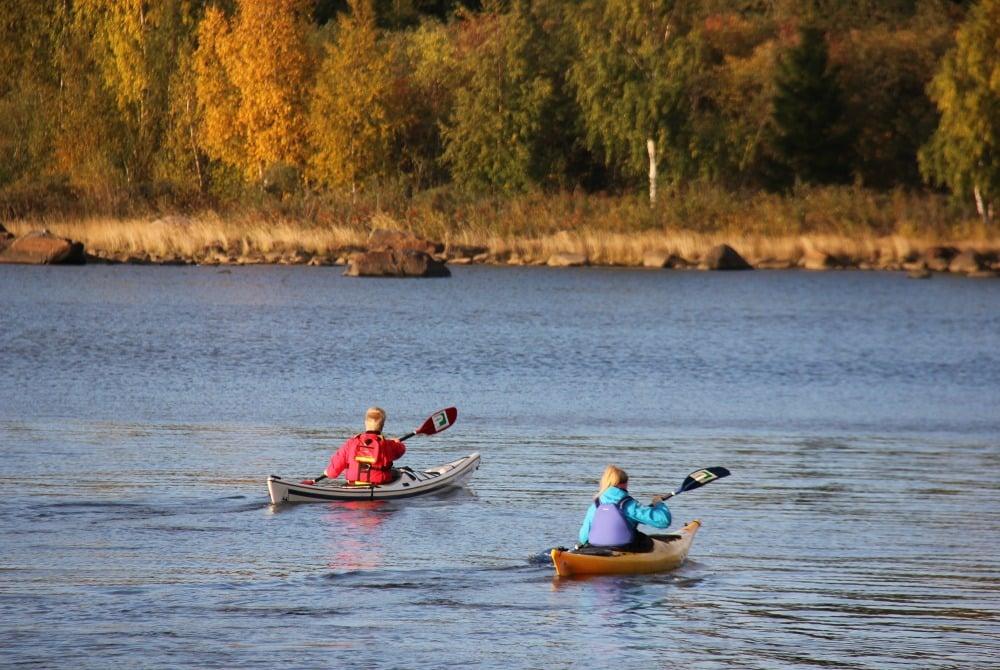 Kalajoki Kayakfahren