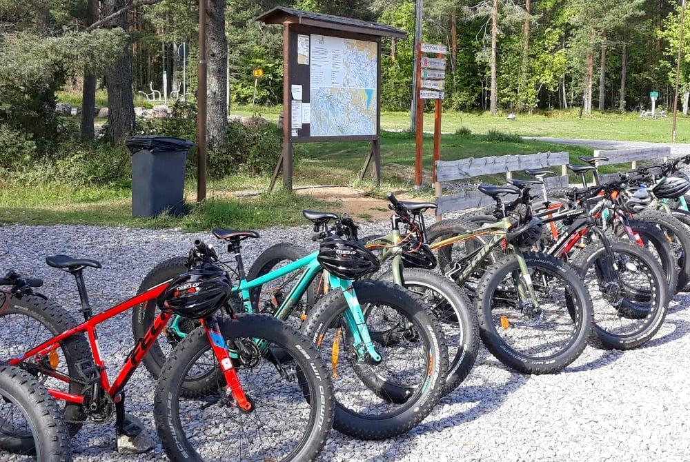 Liminka Fatbike-Tour von TOPyhä