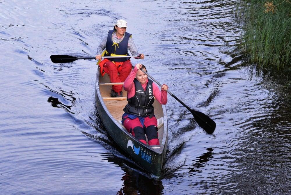 Oulu_Eventours_canoeing