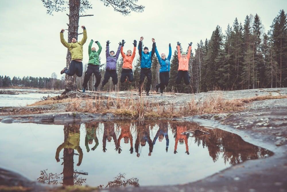 Oulu Go Arctic provider jump