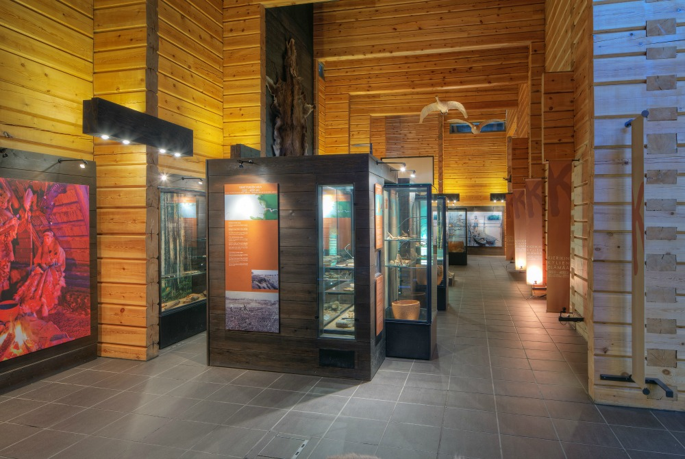 Steinzeitzentrum Kierikki