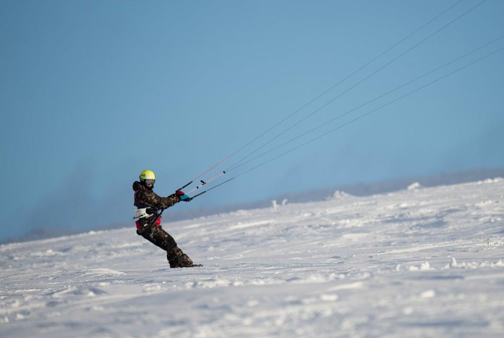 Oulu Snowkiten