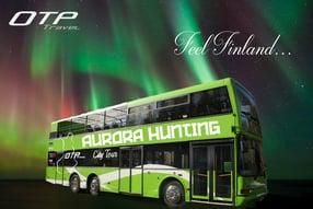 Oulu Doppeldeckerbus
