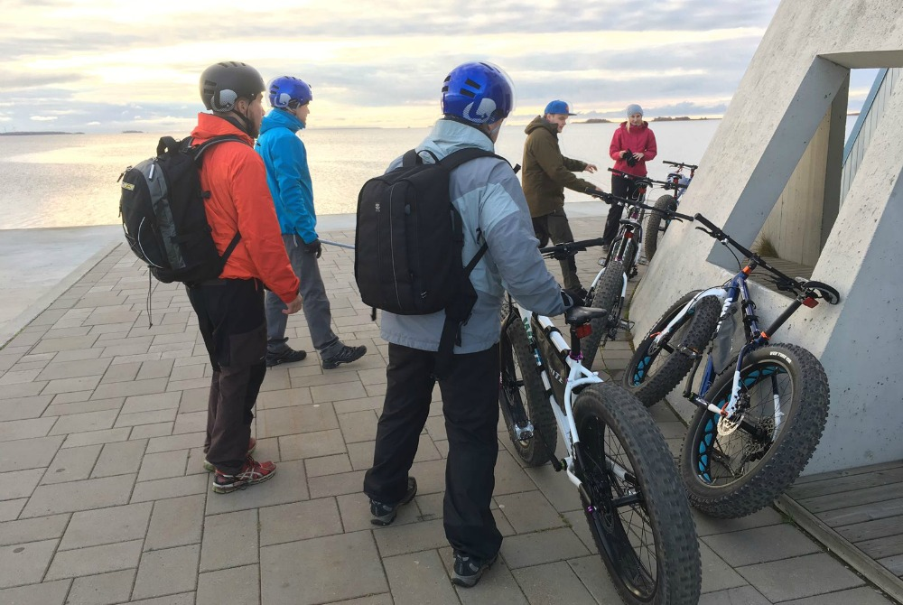 Outdoors Oulu Fatbike-tour