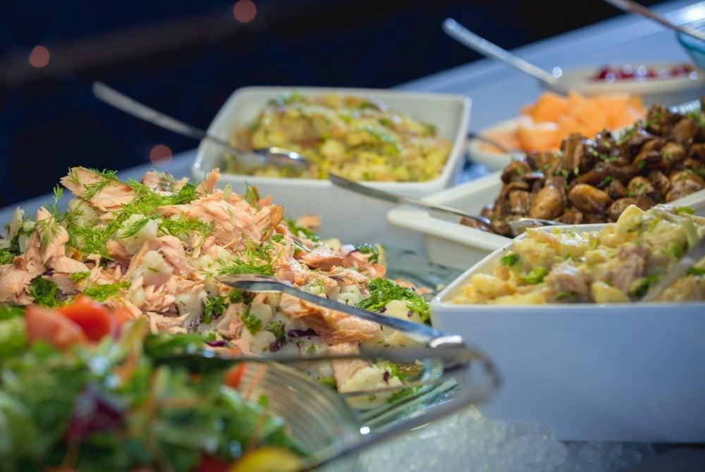 Oulu_Restaurant_Nallikari_food