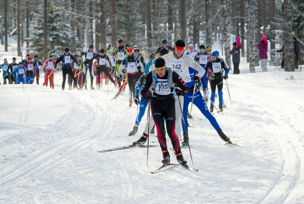 Oulu_Tervahiihto_Ski_Marathon_1000
