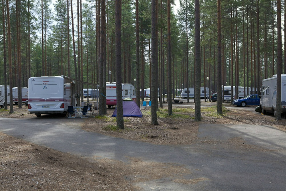 Rokua Manamansalo Camping