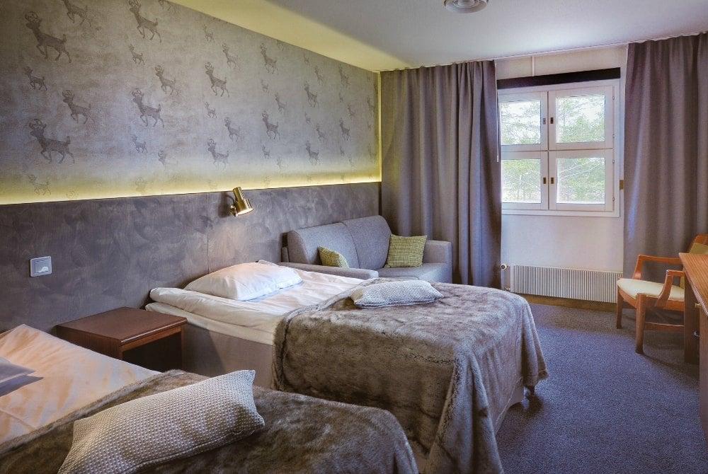 Hotel rooms Rokuanhovi