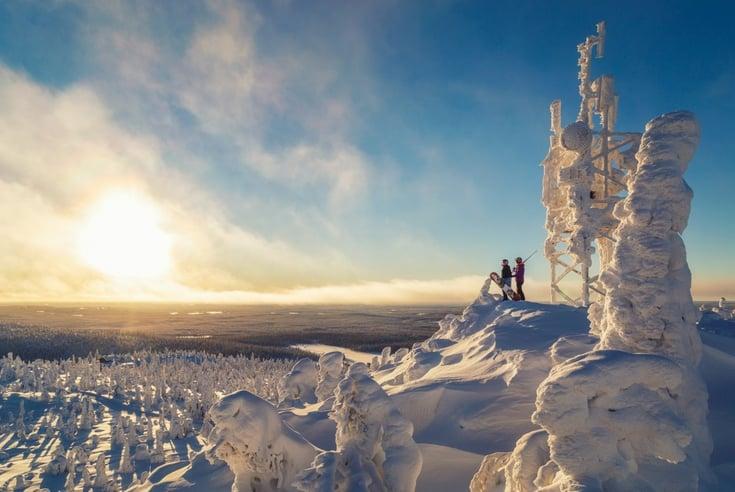 Ski Resort Iso-Syöte