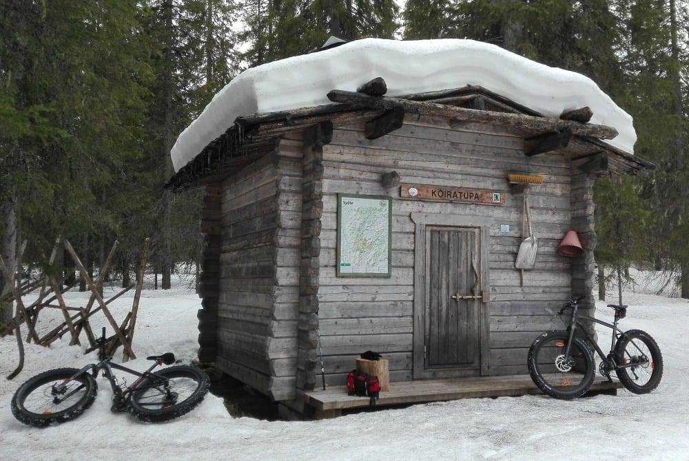 Snow fatbike Ahmatupa